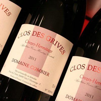 DOMAINE LAURENT COMBIER, LE CLOS DES GRIVES 2013