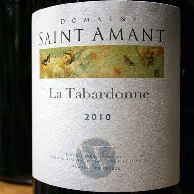 DOMAINE SAINT-AMANT, LA TABARDONNE 2013
