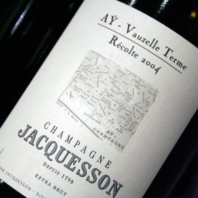 JACQUESSON, VAUZELLE-TERME 2004