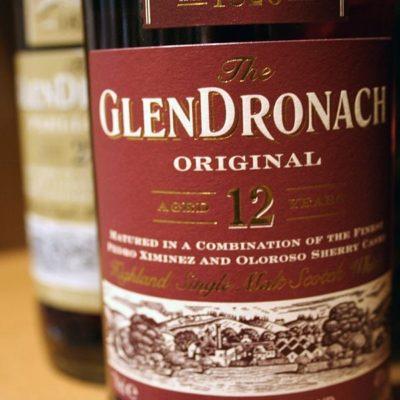 THE GLENDRONACH, ORIGINAL 12 YEARS