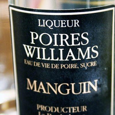 MANGUIN, POIRES WILLIAMS 20 cl