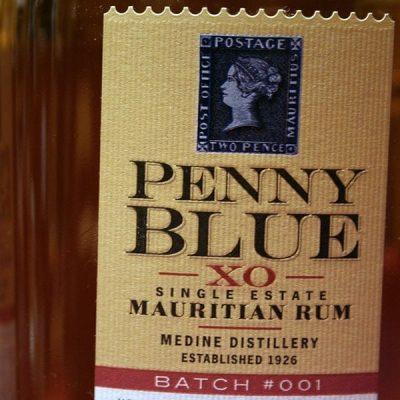 PENNY BLUE BATCH 002