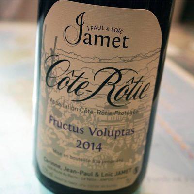 JEAN-PAUL JAMET, FRUCTUS VOLUPTAS 2013