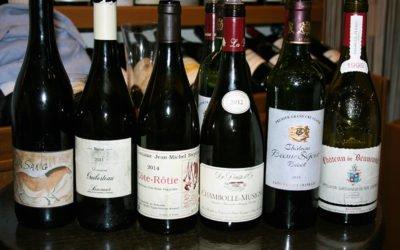 Nos plus belles bouteilles…