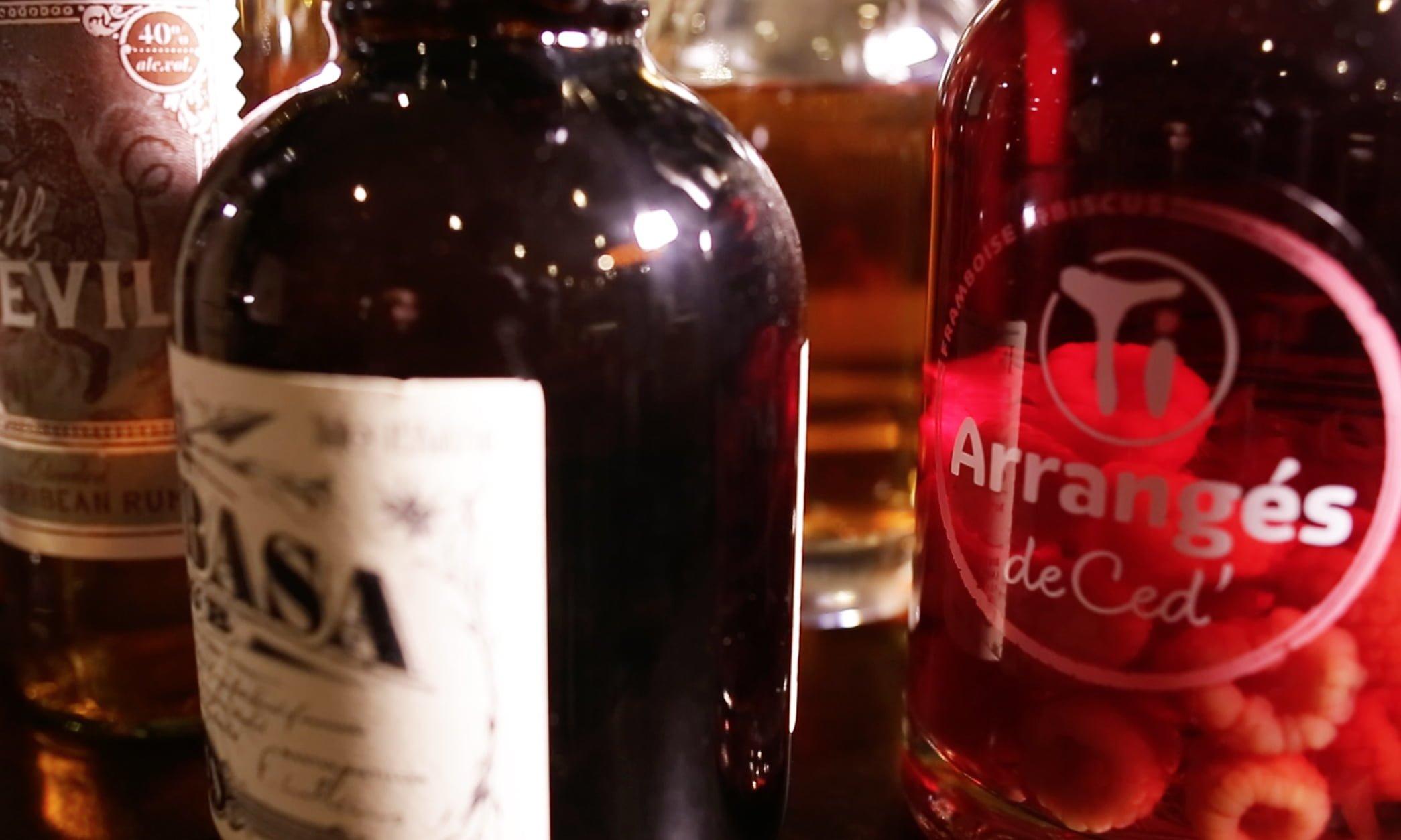 Le vin devant soi, Découverte des whiskies et des rhums