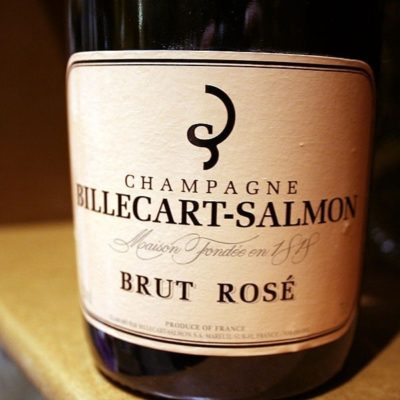 BILLECART-SALMON, BRUT ROSE