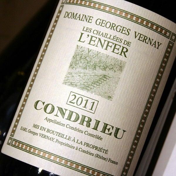 DOMAINE GEORGES VERNAY, LES CHAILLEES DE L'ENFER 2011