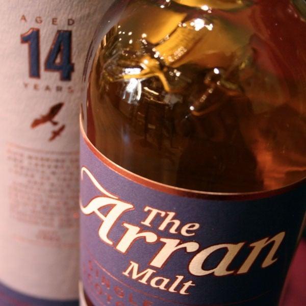 THE ARRAN MALT, 14 ANS
