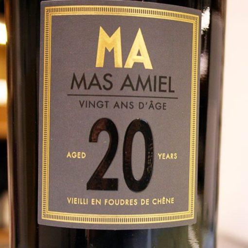 MAS AMIEL, 20 ANS