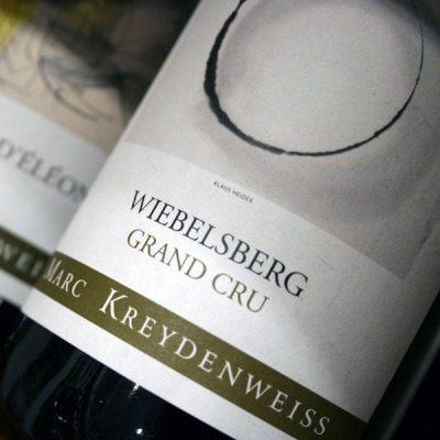 MARC KREYDENWEISS, WIEBELSBERG GRAND CRU 2014