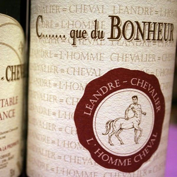D. LÉANDRE-CHEVALIER, C... QUE DU BONHEUR