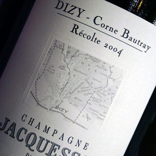 JACQUESSON, CORNE-BAUTRAY 2004