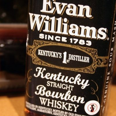 EVAN WILLIAMS, SOUR MASH