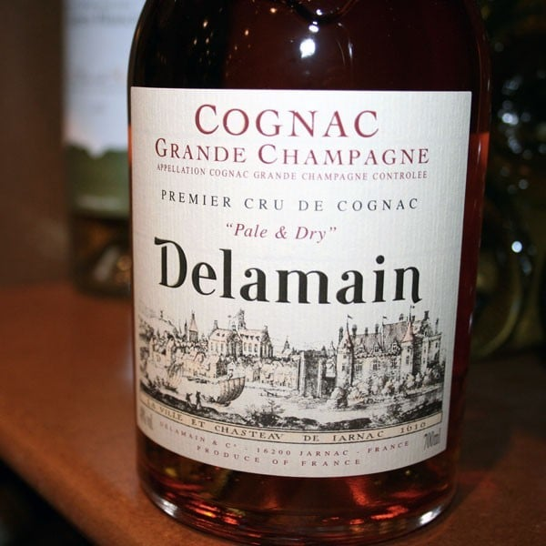 DELAMAIN, PALE & DRY