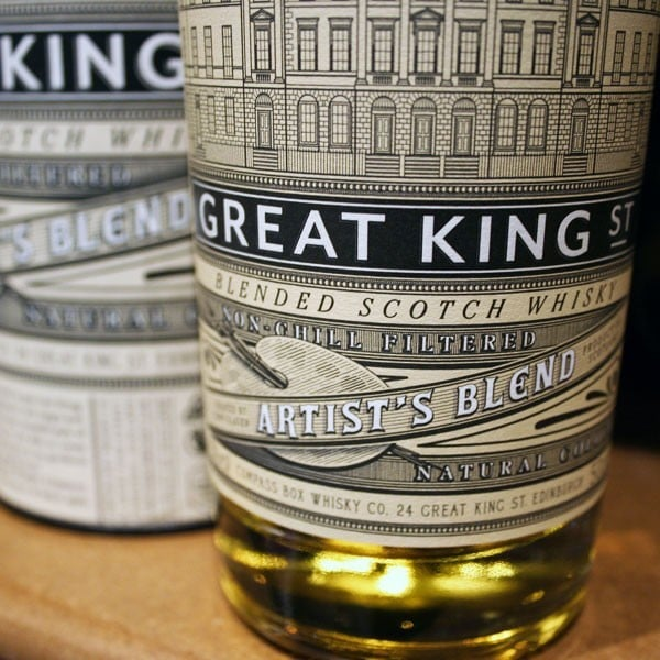 GREAT KING ST, ARTIST'S BLEND