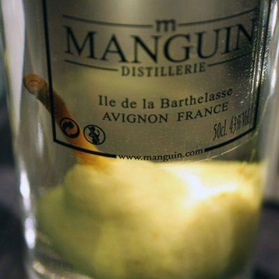 MANGUIN, POIRE PRISONNIÈRE