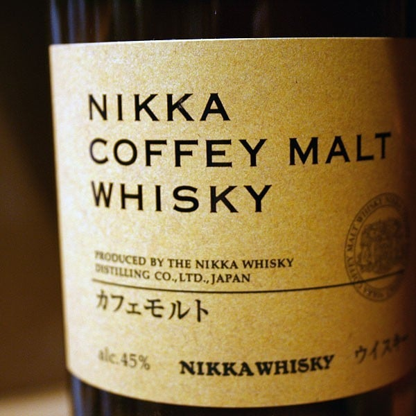 NIKKA, COFFEY MALT