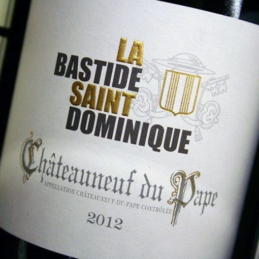 LA BASTIDE SAINT DOMINIQUE 2012