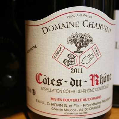 DOMAINE CHARVIN 2013