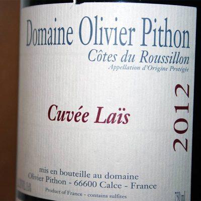 OLIVIER PITHON, LAÏS 2012