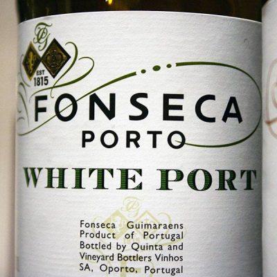 FONSECA PORTO, WHITE PORTO