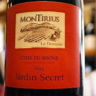 DOMAINE DE MONTIRIUS, JARDIN SECRET 2014