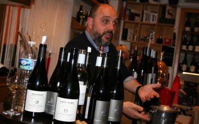 Sylvain Morey, La Bastide du Claux (Luberon) et Chassagne