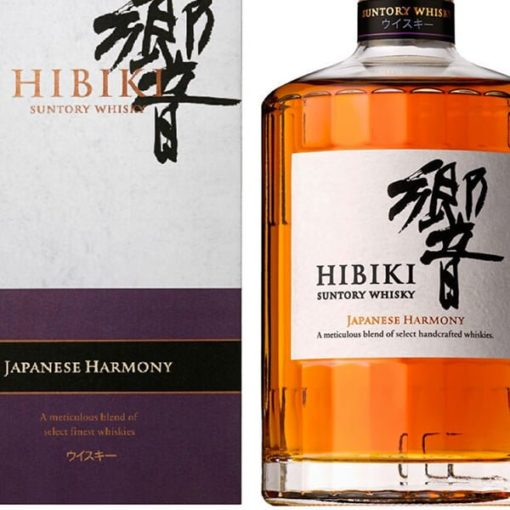 Whisky japonnais hibiki harmony