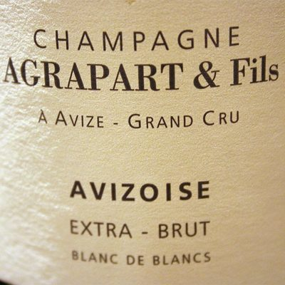 champagne agrapart avizoise