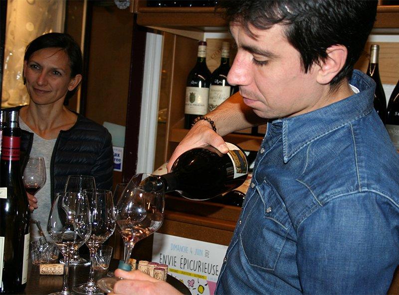 Soiree dégustation de Vin Domaine Gallety
