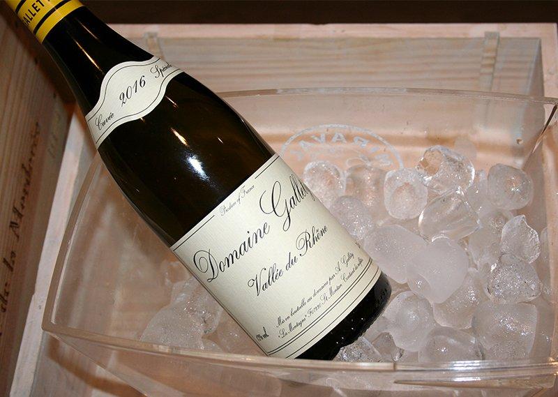 Dégustation de Vin Domaine Gallety