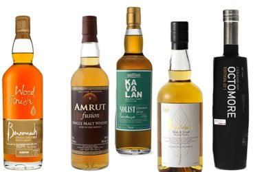 Whiskies non réduits : même pas peur
