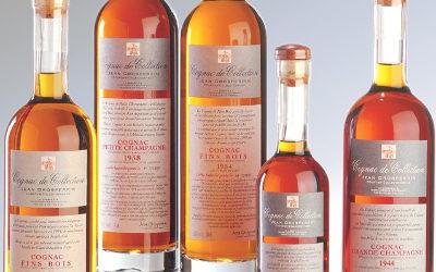 Les Cognacs Grosperrin