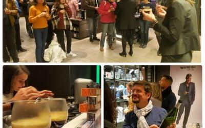 Grands crus Nespresso, le match retour