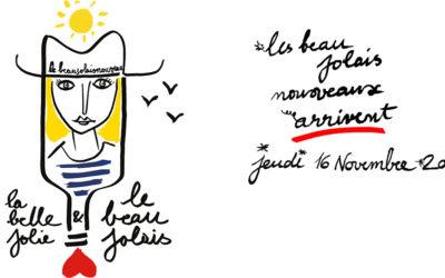 Beaujolais et Rhône nouveaux à la fête