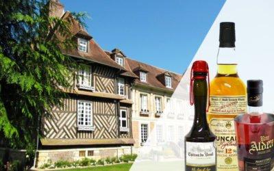 Les Calvados du Château du Breuil