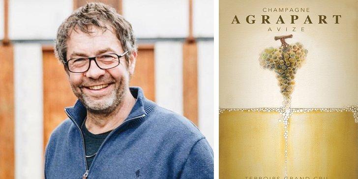 Voyage en bulles avec les champagnes Pascal Agrapart