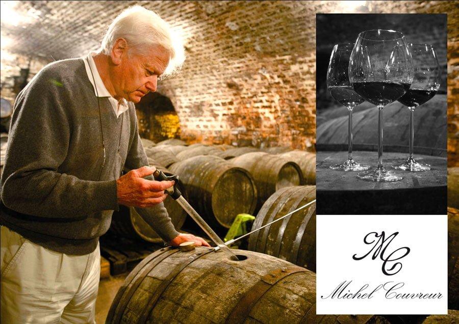 Soirée whiskies Michel Couvreur