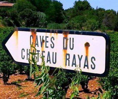 Dégustation CHÂTEAU DES TOURS, CHÂTEAU DE FONSALETTE, CHÂTEAU RAYAS