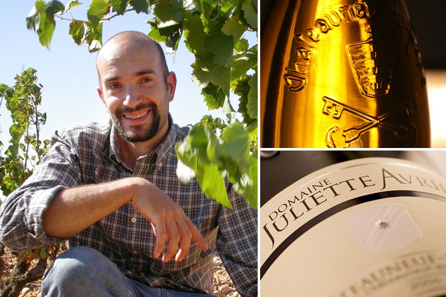 Le Domaine Juliette Avril triple les appellations