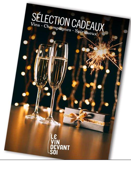 Catalogue cadeaux Noël, le vin devant soi, caviste avignon