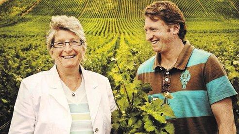 Une soirée avec les champagnes Françoise Bedel